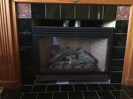 will this empire contemporary black steel fireplace insert surround surround fit our insert fireplace
