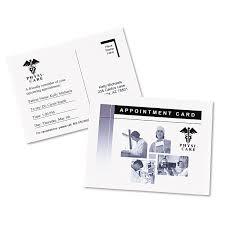 Avery 8383 Avery 8383 Photo Quality Glossy Postcards For Inkjet Printers 4 1_4 X 5 1_2 White 100_pk