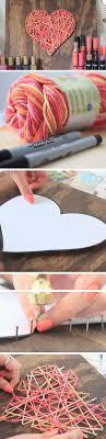 13 heart on a board