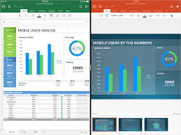 microsoft office presentations microsoft office apps are ready for the ipad pro microsoft 365 blog