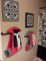 Bathroom Towel Design Ideas Home Interior Decorating Ideas - Bathroom towel design