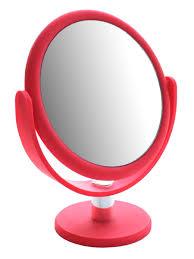 Косметическое двустороннее <b>зеркало</b> с 10ти-кратным ...