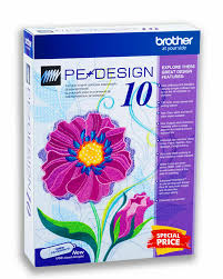Brother Embroidery Machine Design Software Brother Pe Design 10 Embroidery Full Software Gifts
