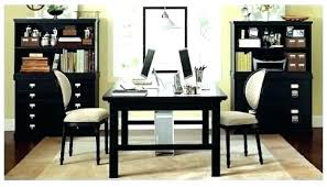 home office two desks. Double Desk Home Office Green By Via Furniture . Two Desks