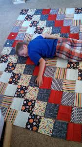 Young boy makes his own quilt - Quilt Taffy: Patience is Not my ... & Young boy makes his own quilt - Quilt Taffy: Patience is Not my Virtue Adamdwight.com