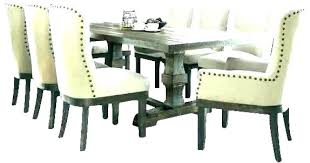9 piece square dining set round traditions table and chairs 5