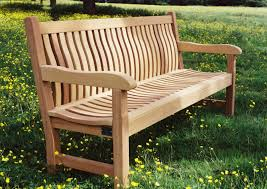 the scarborough memorial bench stylish in design sy in construction