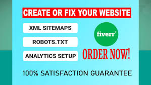 fix robots txt sitemap xml issues and