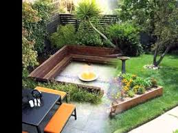 Small Picture DIY Small backyard garden ideas YouTube
