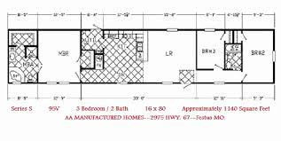 single wide manufactured home plans best of clayton single wide mobile homes floor plans 5 bedroom