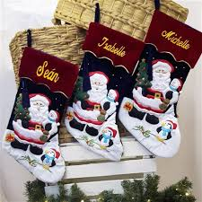 Personalised Christmas Stockings | Personalised Christmas ...