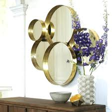 round gold wall mirror mirrors stunning decorative round wall large mirror round gold wall mirror