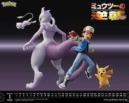 Download This Free Pokemon The Movie: Mewtwo Strikes Back Evolution  Wallpaper