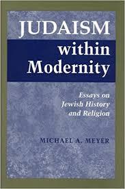 judaism in modernity essays on jewish history and religion judaism in modernity essays on jewish history and religion michael a meyer 9780814328743 com books