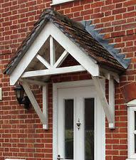 front door canopyWooden Door Canopy  eBay