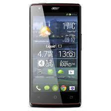 Acer Liquid E3 E380 Android Smartphone ...