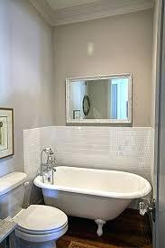 clawfoot tub bathroom ideas. Clawfoot Tub Bathroom Ideas Remodel With Bathrooms Tubs Small