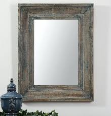 distressed wood frames mirror frame antique picture 8x10 distressed wood frames
