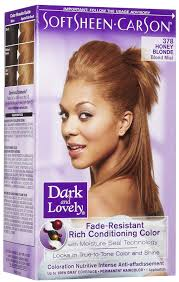 Dark And Lovely Honey Blonde 378 100 Gray Coverage