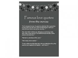 Popular Items For Movie Love Quotes On Etsy | Wedding 2016 via Relatably.com