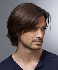 Long Mens Hair Style long male haircut men39s hairstyle with ear long top hair and 1116 by wearticles.com