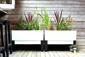 outdoor planter boxes. Modern Planter Box Contemporary Outdoor Planters And Pots Urban Garden Boxes Toronto W