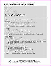 Civil Engineer Sample Resume Sample Resume For Experienced Civil Engineer engineering resume 25