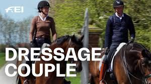Patrik Kittel & Lyndal Oatley's Dressage Story   Equestrian World - YouTube