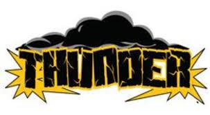 Image result for thunder logos