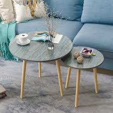 <b>Nordic living room</b> coffee table modern minimalist tea table solid ...