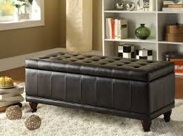 brown storage bench. Perfect Bench Homelegance Afton Lift Top Storage Bench Ottoman  Brown BiCast On I