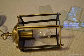 painting brass lovely how to spray paint a brass light fixture or the red