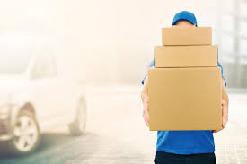 Package Delivery Postal Deliverers Have Holiday Package Delivery Down To A
