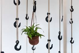 Unique Coat Racks Grapple Coat Hanger Made from Grass Design Milk 16