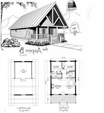 floor plan small log home with loft cabin homes plans designs drawings blueprint one bedroom house and builders cottages build interior layouts ideas
