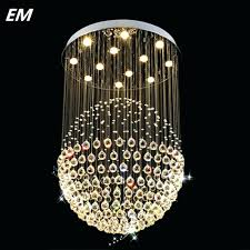 modern chandelier rain drop chandeliers raindrop crystal prisms where to lighting ball full size