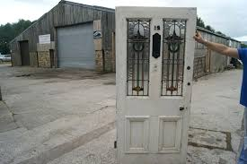 outstanding front door leaded glass pictures image design house doors stained exterior for
