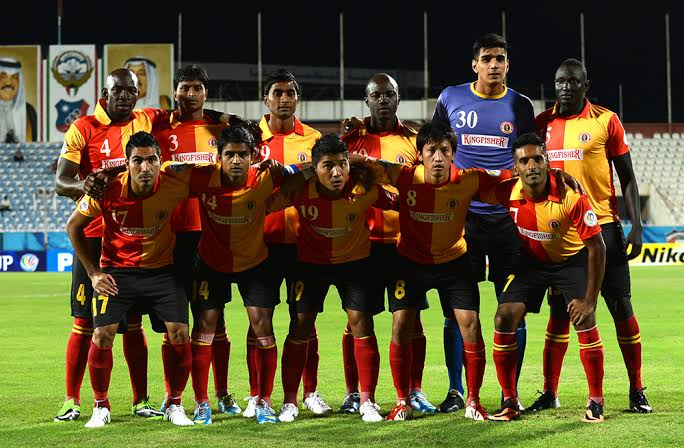 Image result for EAST BENGAL AFC CUP semi final 2013