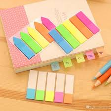 Diy office supplies Diy Craft 2019 Colorful Note Paper Cute Stationary School Office Supplies Stickers Post It Notes Diy Sticky Notes Paper Memo Pad Material Escol From Jines Dhgatecom 2019 Colorful Note Paper Cute Stationary School Office Supplies