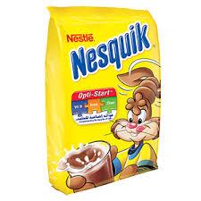 nesquik chocolate powder pouch