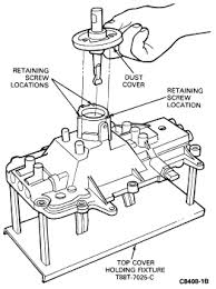 1994 f150 manual transmission shifter a bushing or bearing Ford Standard Transmission Diagrams Ford Standard Transmission Diagrams #88 Ford 5 Speed Transmission Diagram