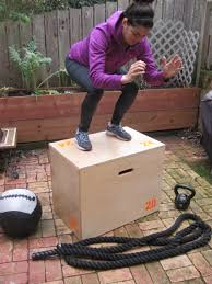 diy jump box for crossfit workouts
