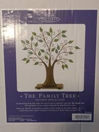 Hallmark Family Tree Photo Display Stand Hallmark The Family Tree Keepsake Ornament Display Stand 100 eBay 21