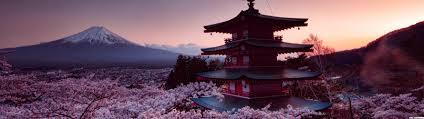 Churei Turm Berg Fuji Japan Hd Hintergrundbilder Herunterladen