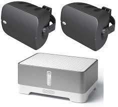 speakers sonos. sonos amplifier \u0026 outdoor speakers package. sonosbundle