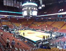 Aaa Seating Chart View American Airlines Arena Section 115 Seat Views Seatgeek