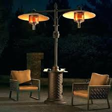 small outdoor heater bunnings patio heaters forge dual head propane love best
