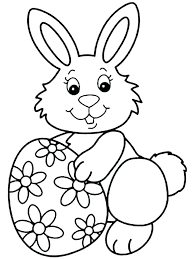 Free Printable Coloring Pages Easter Bunny Coloring Pages Printable