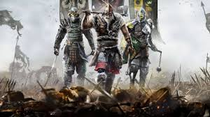 ubisoft giving free in game rewards in for honor to make up for server oues