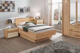 Cadiz Von Disselkamp Single Bett Balkeneiche Furnier Betten Online